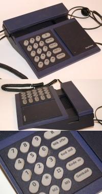 telefon til svagtseende
